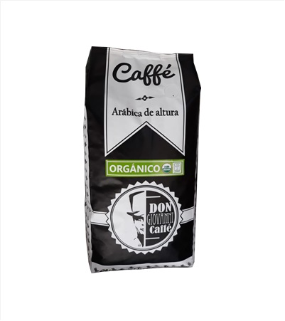 CAFFÉ DONGIOVANNI ORGANICO